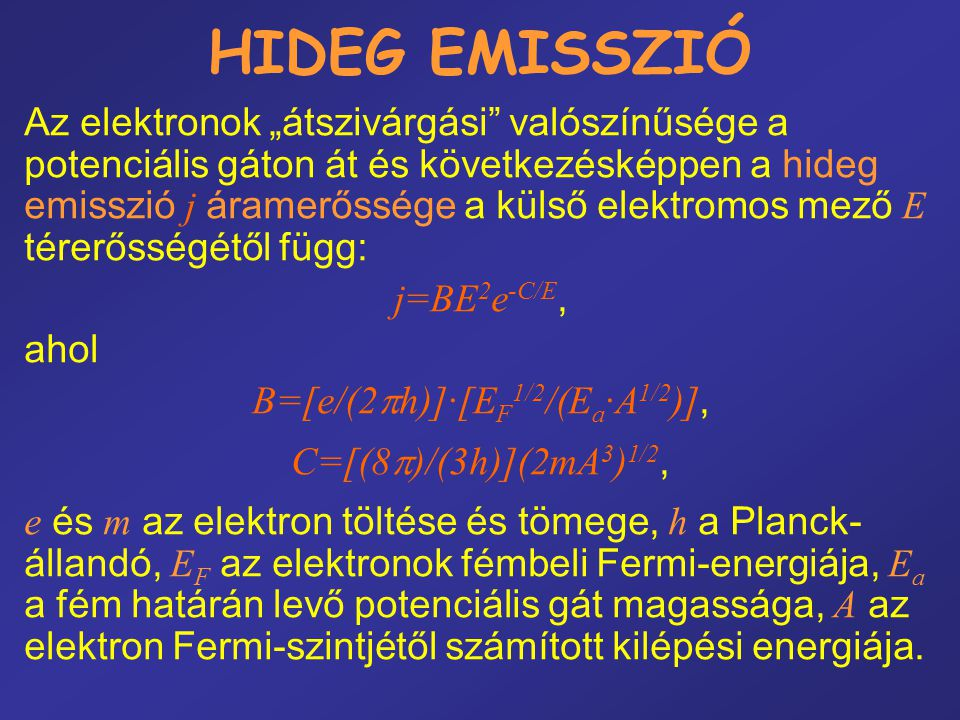 B=[e/(2ph)]·[EF1/2/(Ea·A1/2)],